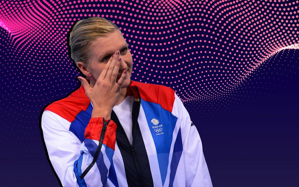 Even After 10 Years, Rebecca Adlington Is Still Being Trolled. This Is How She Manages