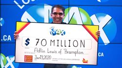 Ontario Man Wins Biggest Lotto Max Jackpot In Canadian