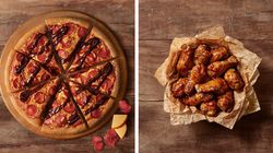 Pizza Hut substitui molho vermelho por barbecue em nova linha de pizzas e