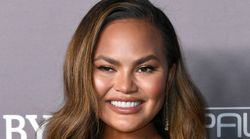 Chrissy Teigen Shares Pure Gold Photo Of Her High School Cheerleading
