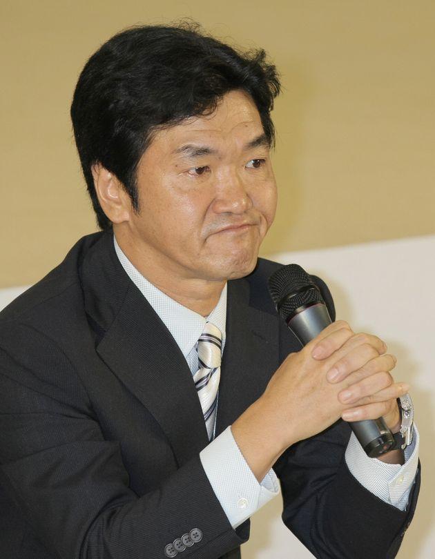 島田紳助さん(2011年撮影)