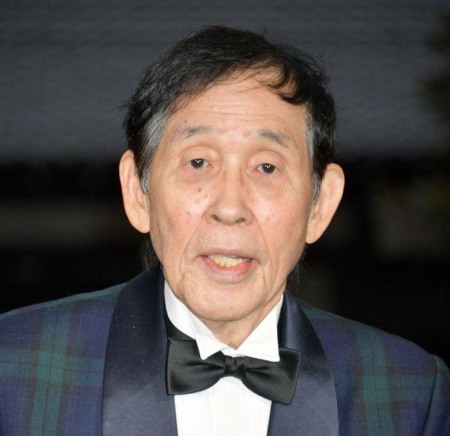 萩本欽一さん(2017年撮影)