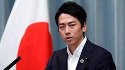 小泉進次郎氏、男性育休の取得を発表。「大臣の働き方も改革していきたい」