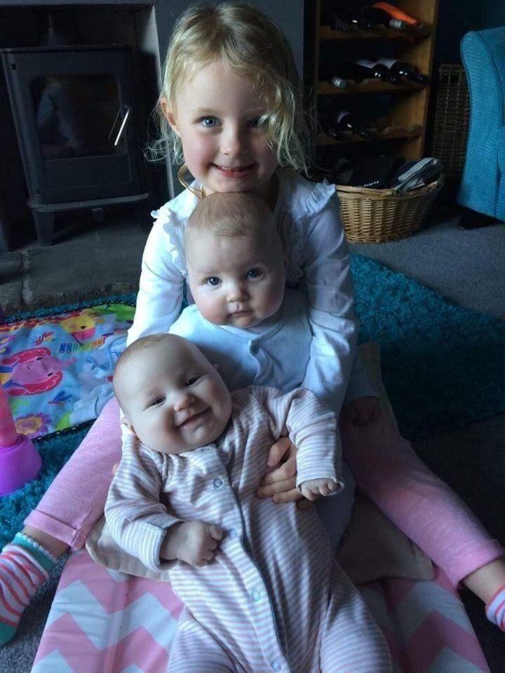 パウエルさんの3人の子供たち