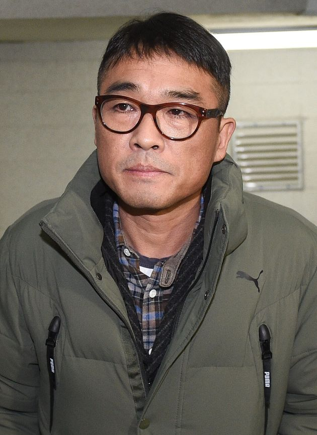 '성폭행 혐의' 김건모가 경찰에