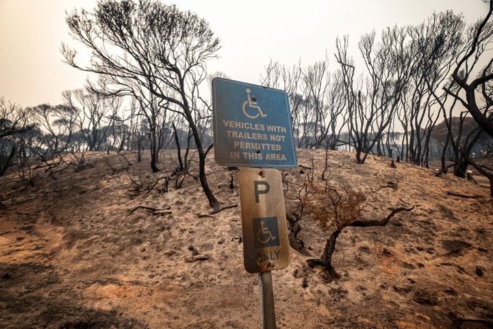 At least 28 people have been killed by a series of wildfires in Australia.