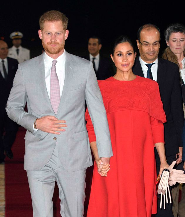 January 9th 2020 - Prince Harry The Duke of Sussex and Duchess Meghan of Sussex intend to step back their...