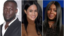 Stormzy And Naomi Campbell Voice Their Support For 'Lovely' Meghan