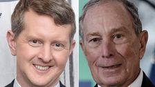 Was Ist Ein Wilder Brennen? Mike Bloomberg Angezündet Von 'Jeopardy' Große Ken Jennings