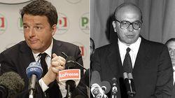 Renzi riabilita Craxi: