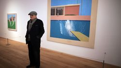 «The Splash»: Σε δημοπρασία ο διάσημος πίνακας του Ντέιβιντ Χόκνεϊ - Η αξία του αγγίζει τα 35