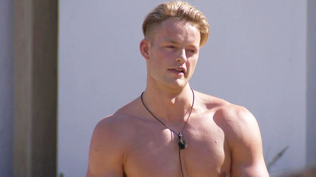 Ofcom Confirms Complaints About Love Islands Ollie Had Doubled By The Time He Quit Show