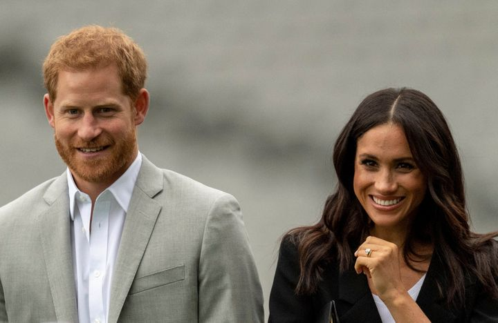 Prince Harry and Meghan Markle, the Duke and Duchess of Sussex, announced last week that they would be stepping back as senior members of the British royal family.