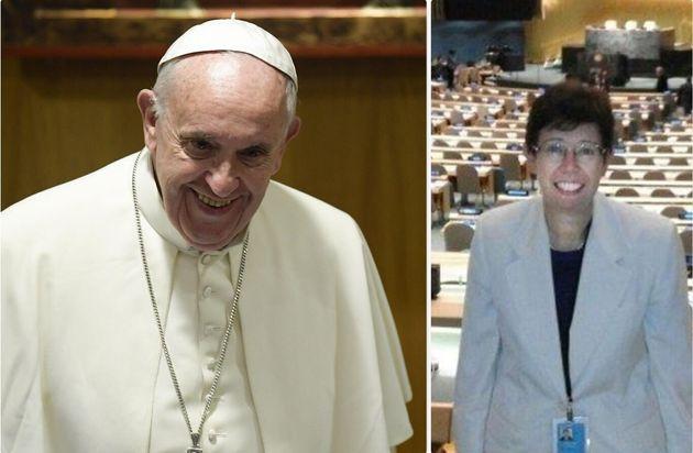 Papa Francesco - Francesca Di Giovanni, prima donna sottosegretario in