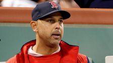 ボストンのRed Sox長アレックスコ発の中で不正な行為が発覚した場合。
