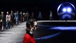 Ο οίκος Gucci παρουσιάζει το αντιδραστικό παιδί που κρύβεται μέσα μας στην Milan Men's Fashion