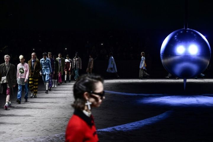Gucci- Milan Men's Fashion Week Φθινόπωρο/ Χειμώνας 2020-21