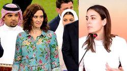 Rita Maestre critica el gesto de Díaz Ayuso tras asistir a la Supercopa en Arabia