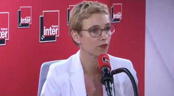 Clémentine Autain, député insoumise, sur France Inter le 15 janvier