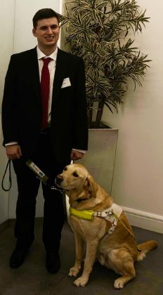 McDonald's Gives Payout To Guide Dog Owner Thrown Out Of Restaurant