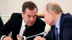 Russia's Prime Minister Dmitry Medvedev Resigns: