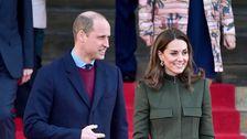 Prinz William, Kate Middleton Machen Ersten Öffentlichen Auftritt Seit Meghan, Harry Verlassen