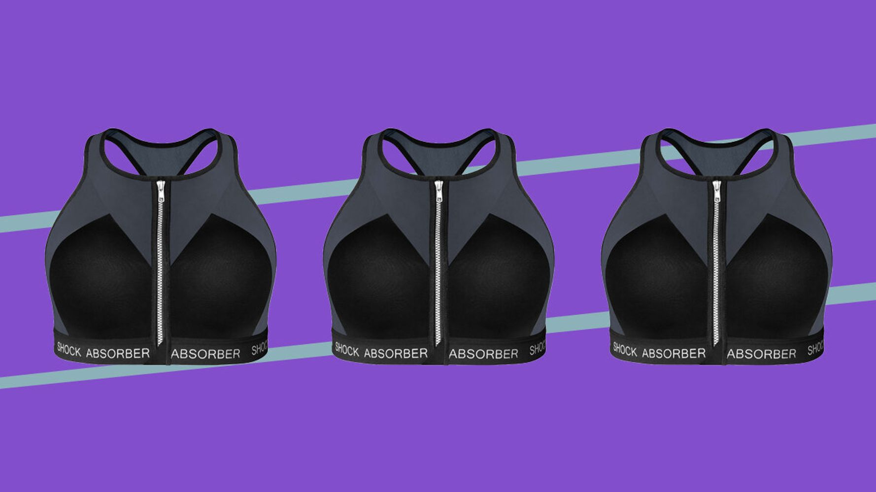 Sports Bras That Fasten At The Front – Here's 8 Of The Best