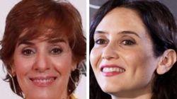 Anabel Alonso logra gran repercusión en pocos minutos con su réplica a Díaz