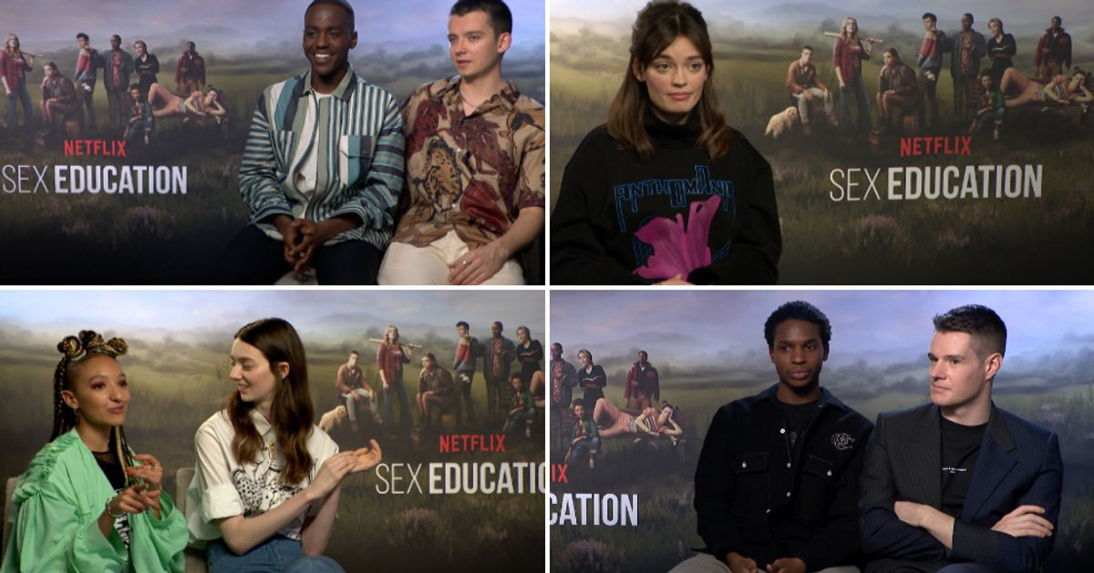 The Stars Of Sex Education Get Misty-Eyed About Their Favourite Teen Dramas From Years Gone By