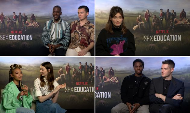Sex Education Season 2 Cast Get Nostalgic About Their Favourite Teen Dramas
