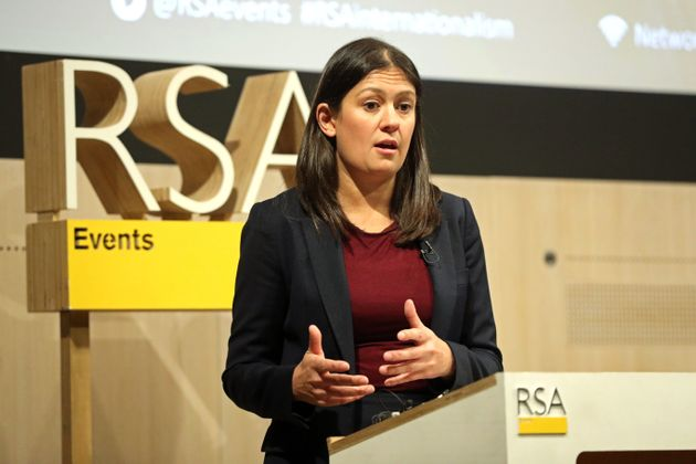 Lisa Nandy Accuses Jeremy Corbyn Of Showing Solidarity With Putin