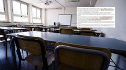 Scuola a Roma divide alunni:
