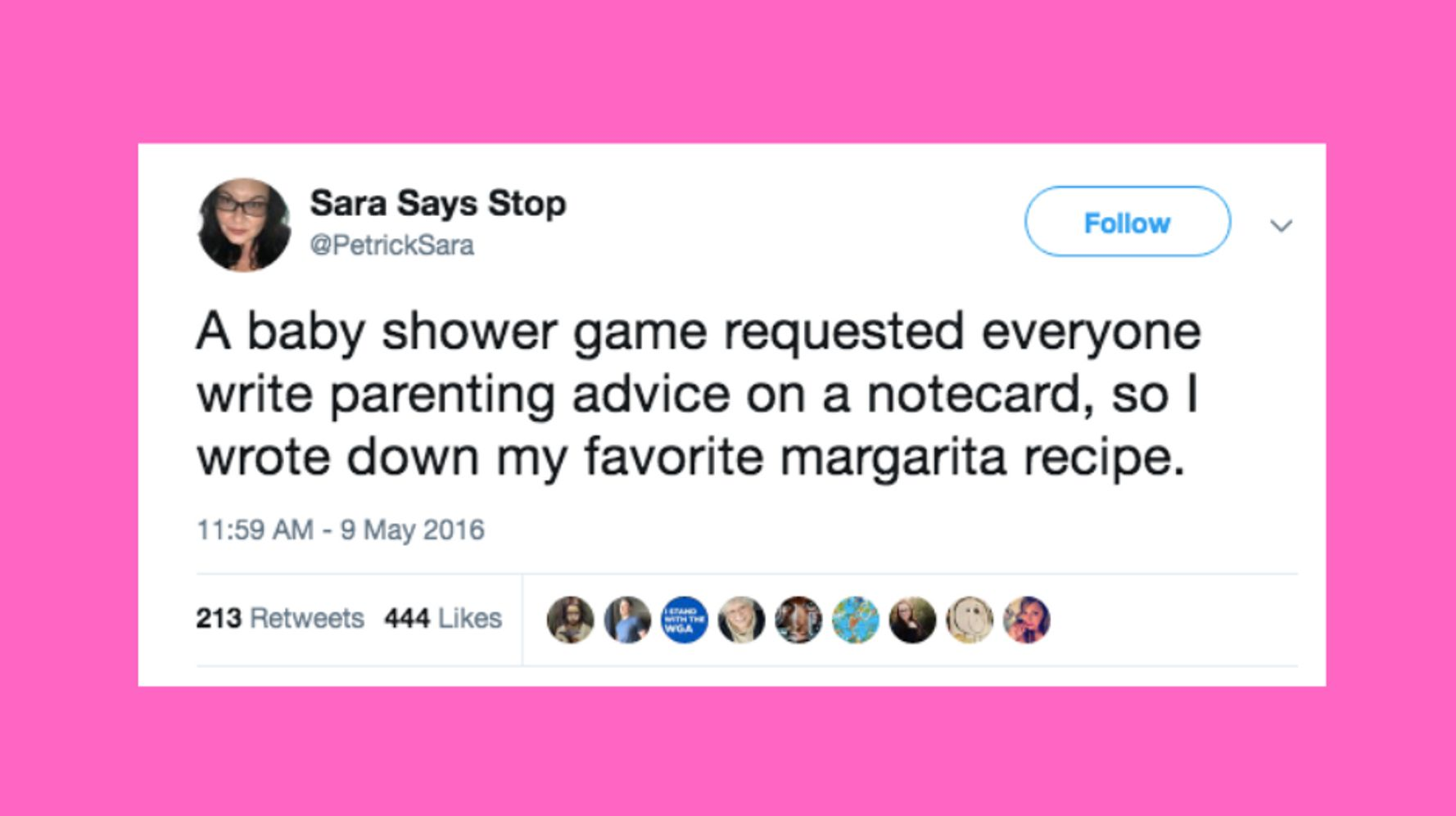 55 Hilarious And Relatable Tweets About Baby Showers