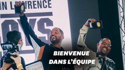 Will Smith et Martin Lawrence officiellement flics de