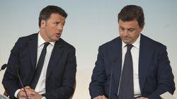Asse Calenda-Renzi: