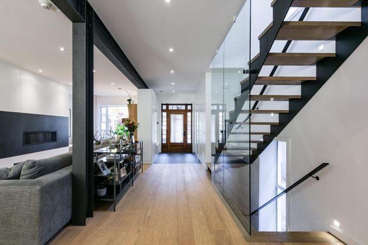 Somptueuse Maison Contemporaine A Vendre A Outremont Huffpost Quebec Vivre
