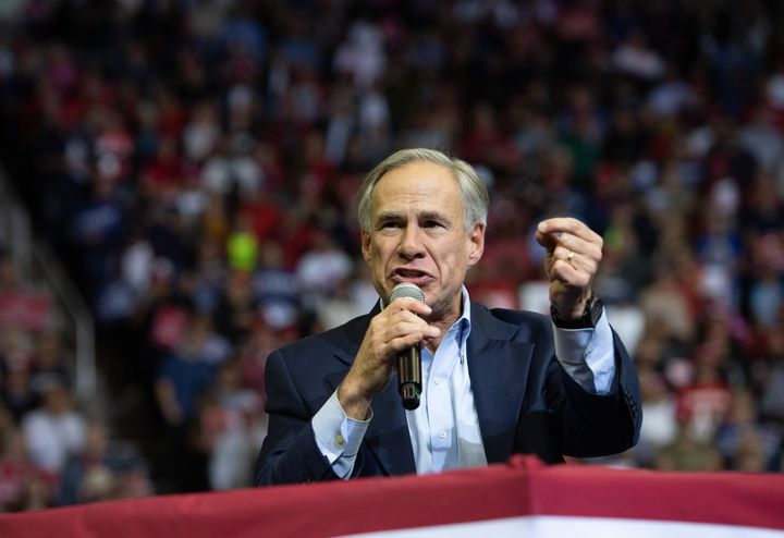 Texas Gov. Greg Abbott (R) rejected resettlement of refugees.