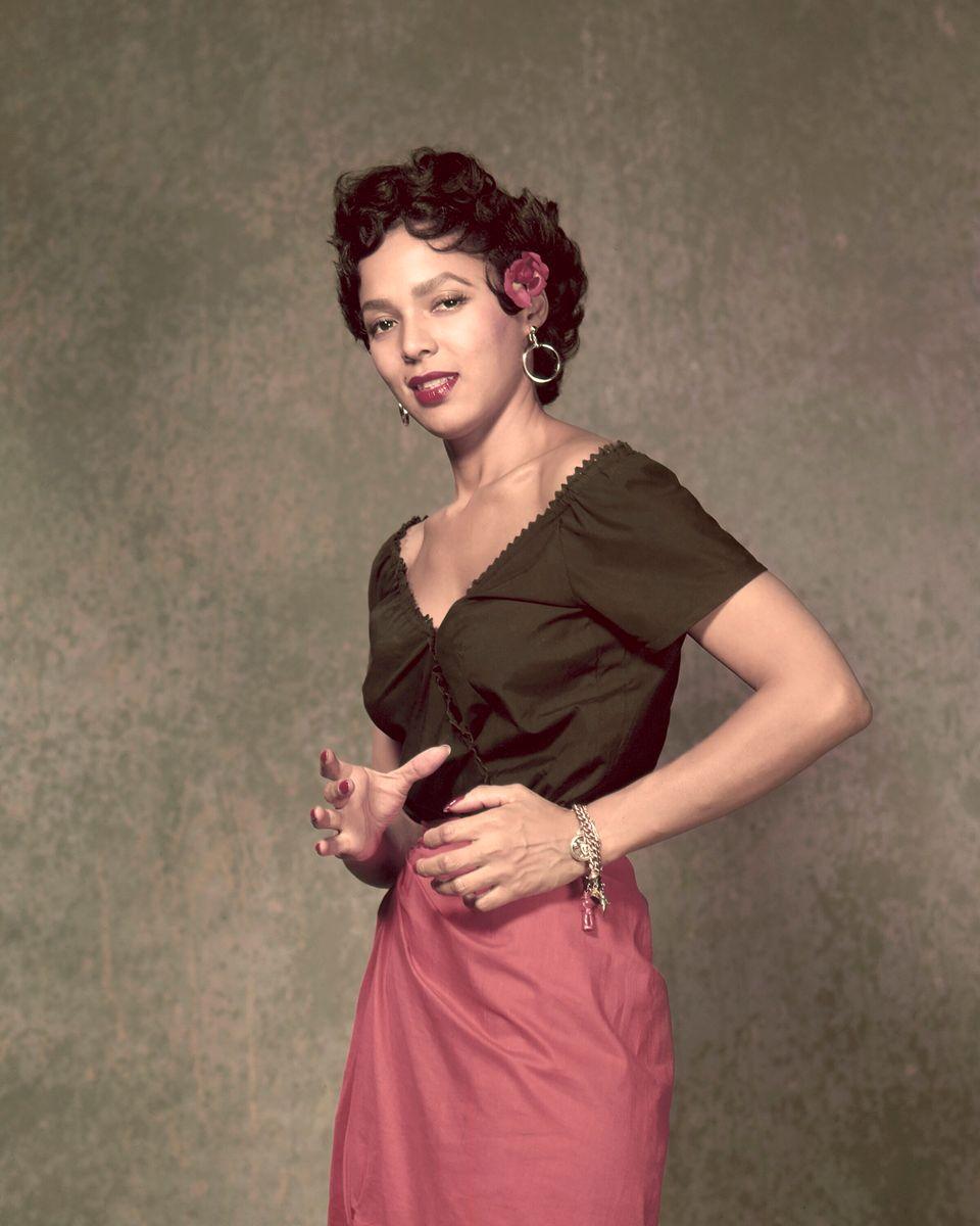"Dorothy Dandridge en ""Carmen"