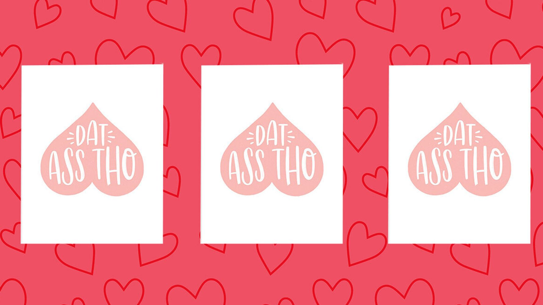 14 Filthy Valentine's Day Cards If Romance Isn't Your Thing