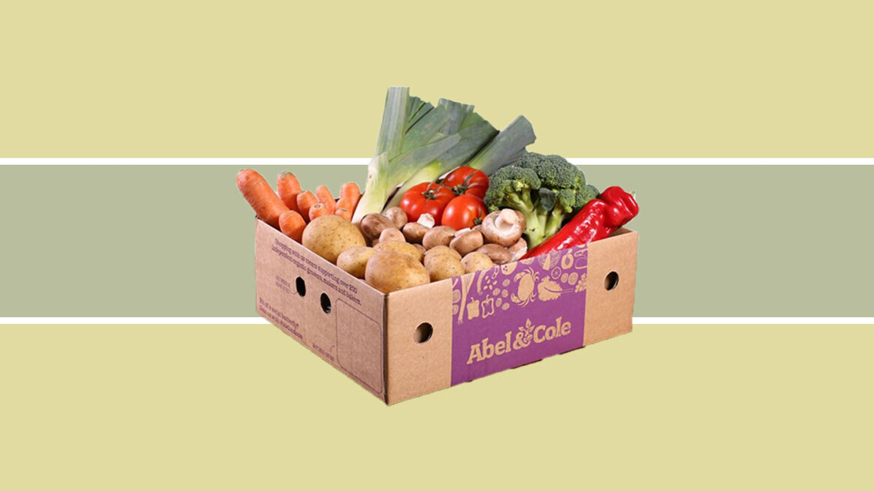The Best Veg Boxes In 2020 For A Healthier, More Sustainable Diet