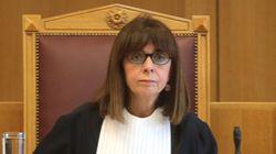 Αικ. Σακελλαροπούλου: «Τιμή για την Δικαιοσύνη και τη σύγχρονη