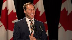 'I'm In': Peter MacKay To Run For Conservative