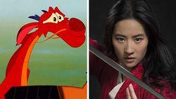 Esqueça Mushu e músicas em versão live-action de 'Mulan', avisa diretora do