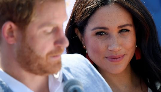 Exclusive: Meghan Markle Targeted By Hundreds Of Racist And Sexist Tweets Amid Plan To Step