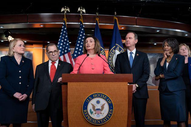 ΗΠΑ: Η Βουλή ψήφισε υπέρ της δίκης του Τραμπ στην