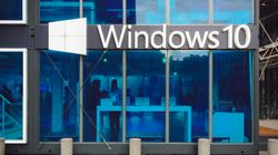 Cette mise à jour de Windows 10 corrige une faille repérée par la
