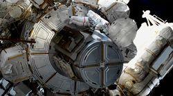 Ο πρώτος διαστημικός περίπατος του 2020 ήταν ο δεύτερος που γίνεται μόνο από
