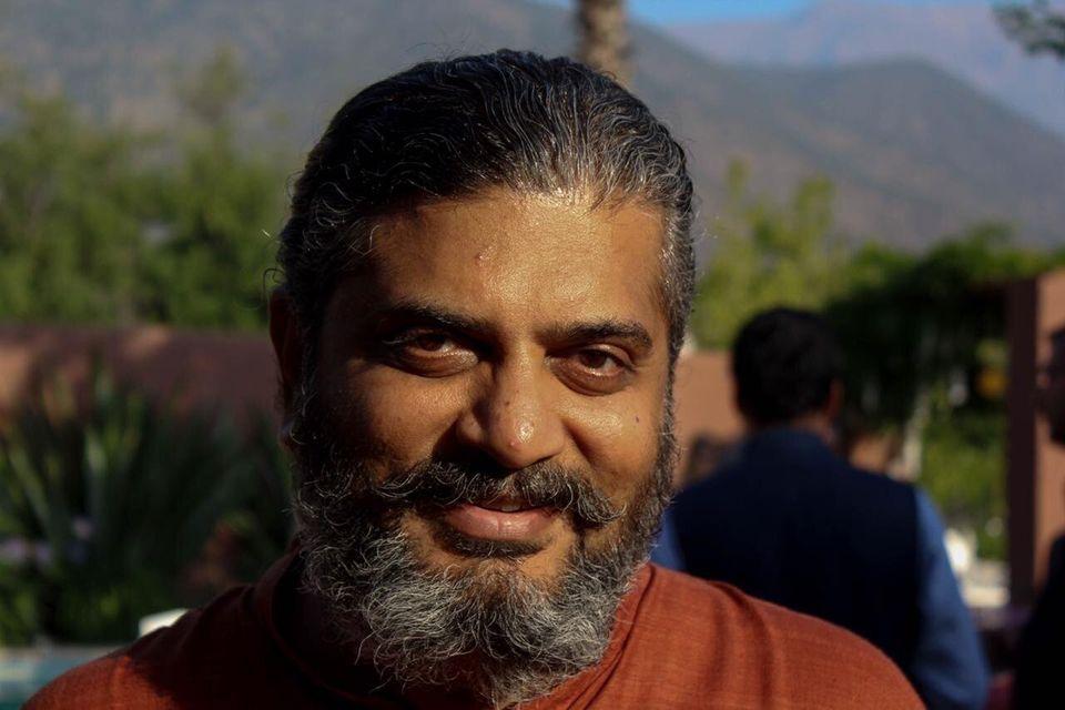 Economist Laveesh Bhandari in a file