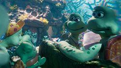 Mettez-vous dans la peau de tortues marines dans ce court métrage