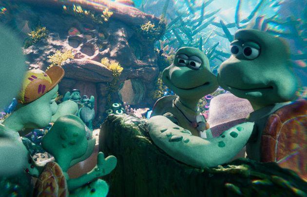 «Le voyage des tortues»: mettez-vous dans la peau de tortues marines dans ce court métrage